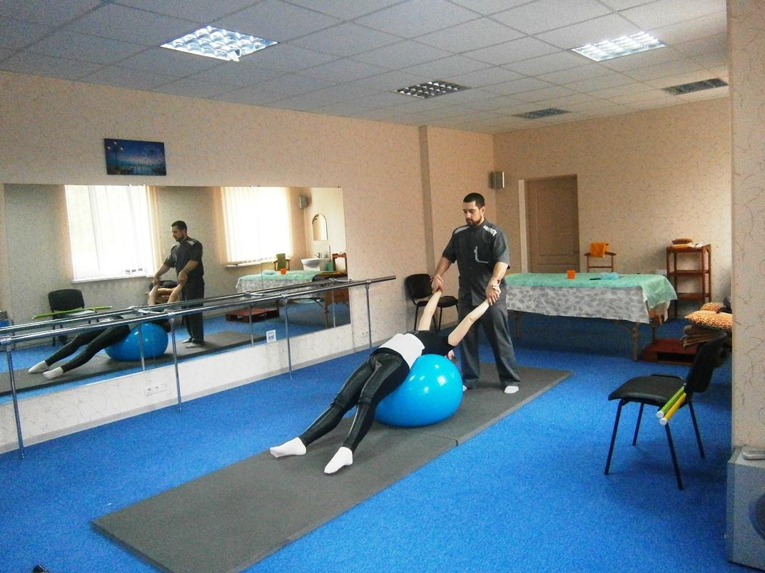 Корригирующая гимнастика ФОЦ Планета здоровья