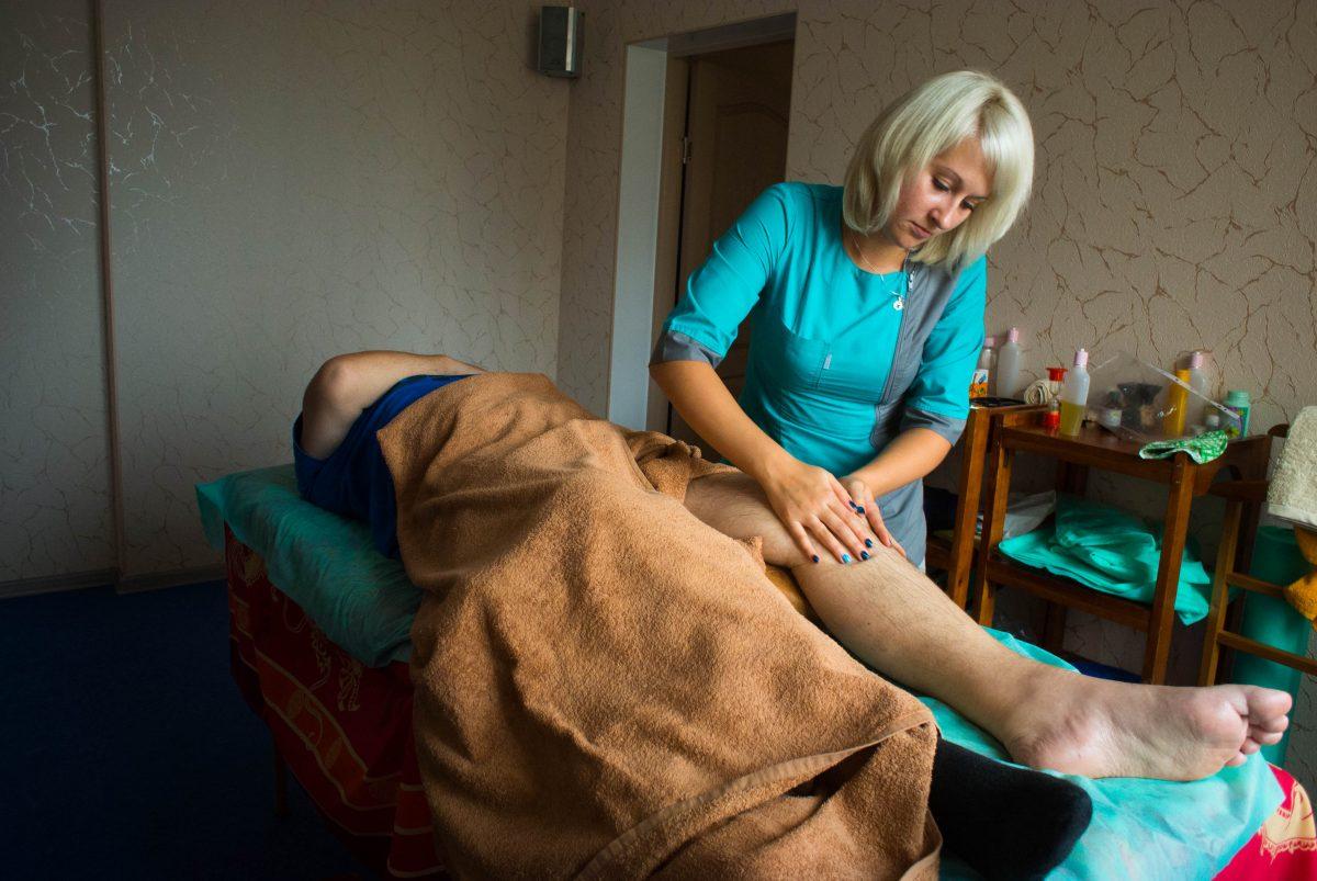 Реабилитация после инсульта Запорожье