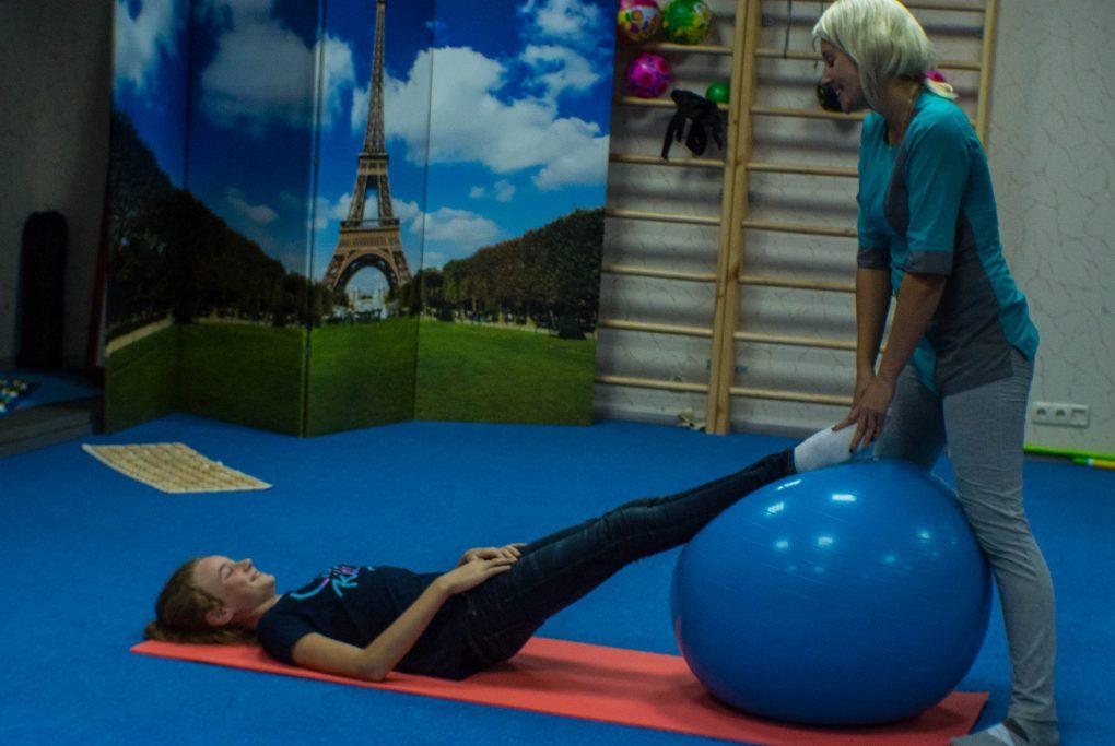 Коррекция осанки Корригирующая гимнастика